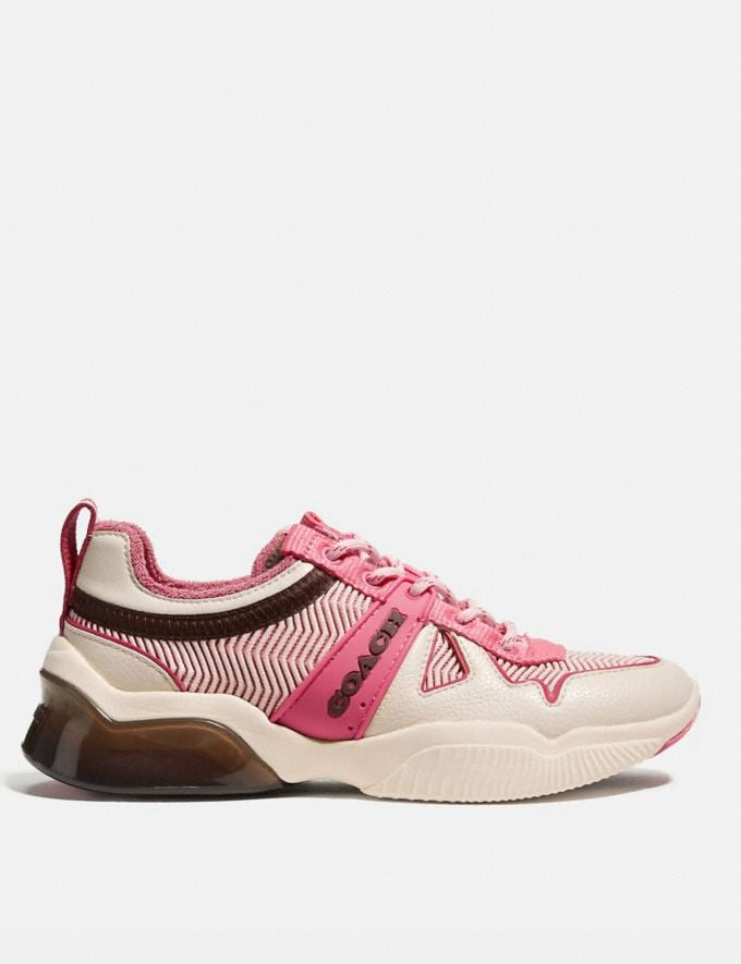 Coach Citysole Runner Confetti Pink New Women's New Arrivals Alternate View 1