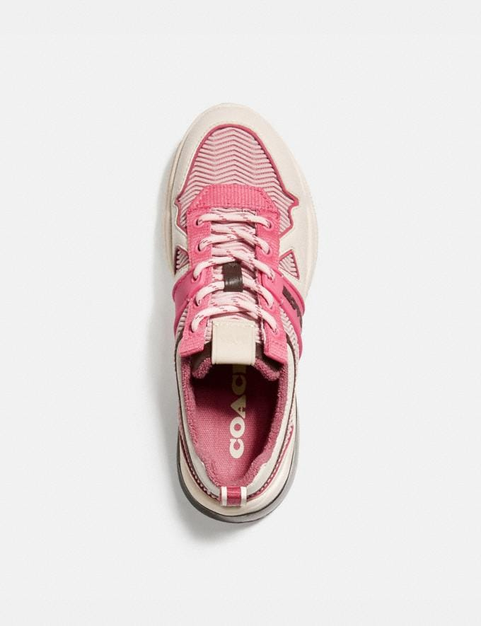 Coach Citysole Runner Confetti Pink New Women's New Arrivals Alternate View 2