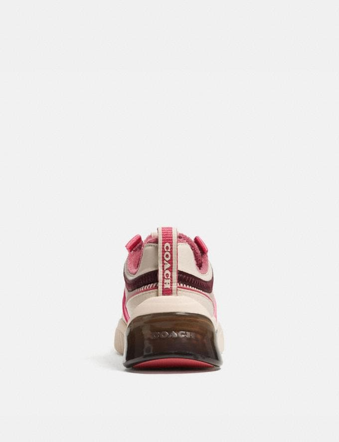 Coach Citysole Runner Confetti Pink New Women's New Arrivals Alternate View 3