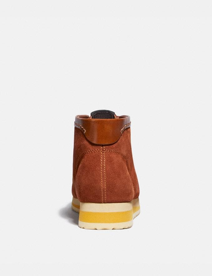 Coach Chukka Boot Sequoia Men Shoes Boots Alternate View 2