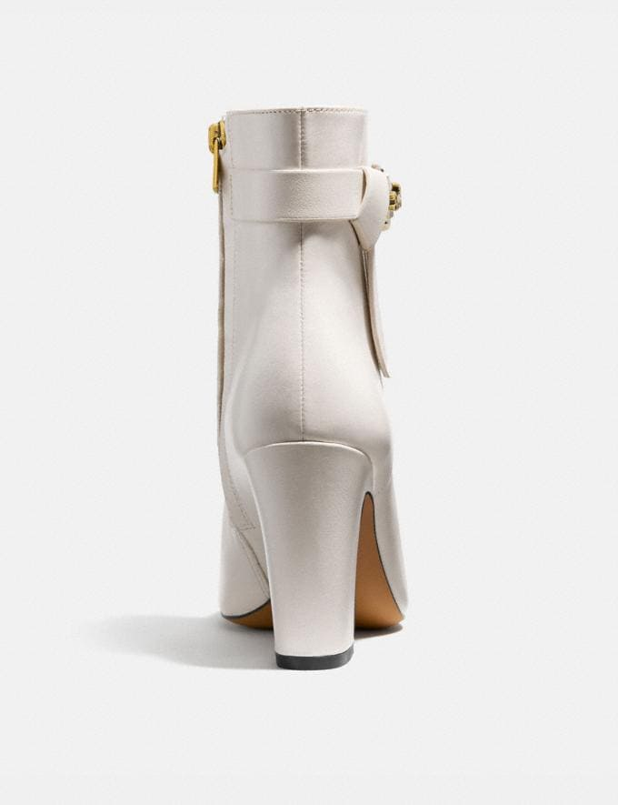 Coach Teri Bootie Chalk New Women's New Arrivals Shoes Alternate View 3