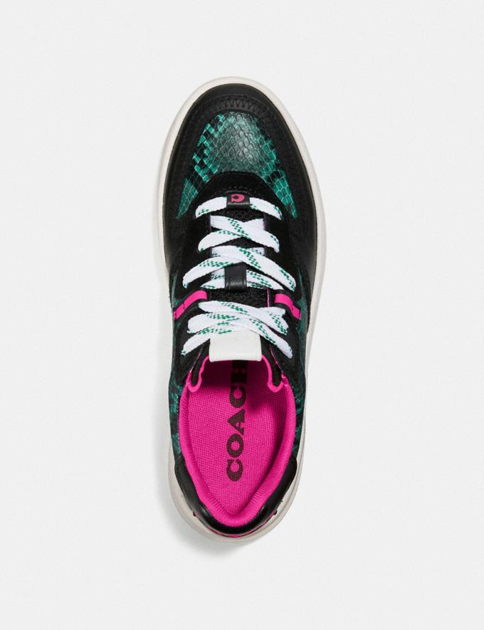 Coach Citysole Court Sneaker Reef/Black PRIVATE SALE Shop by Price 40% Off Alternate View 2