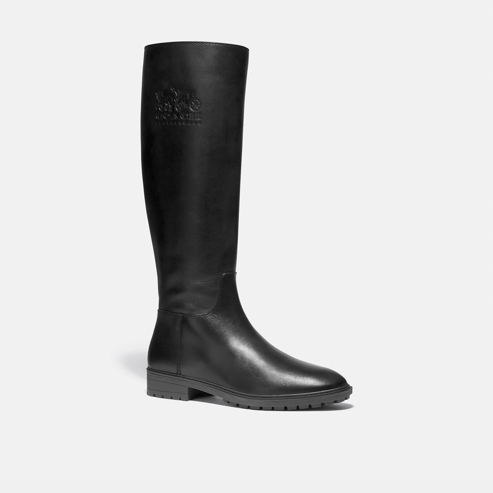 Fynn boot from coach at Supa fly mag