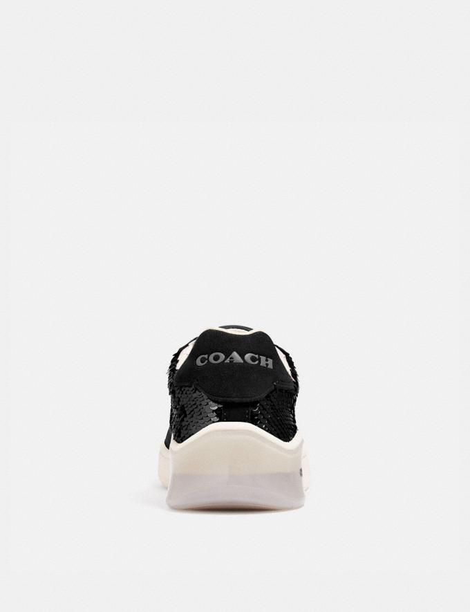 Coach Citysole Court Sneaker Black Women Shoes Trainers Alternate View 3
