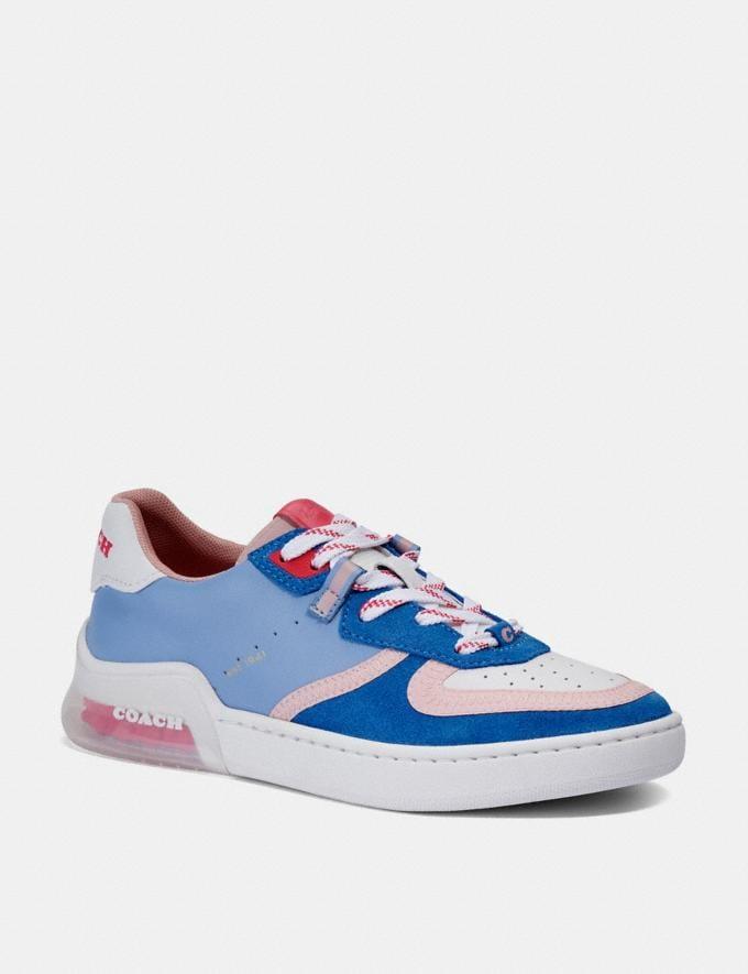 Coach Citysole Court Sneaker Periwinkle