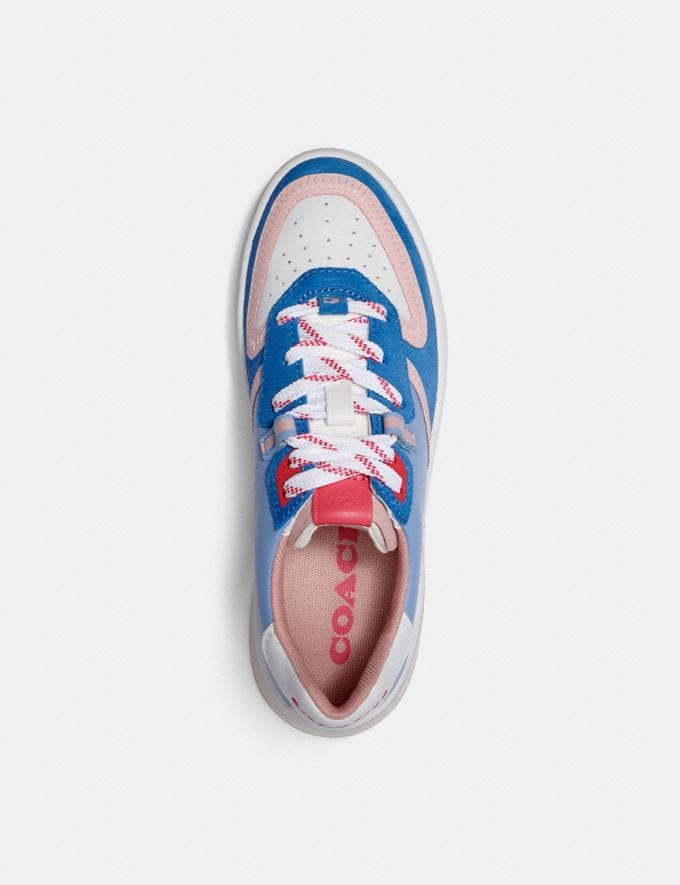 Coach Citysole Court Sneaker Periwinkle  Alternate View 2