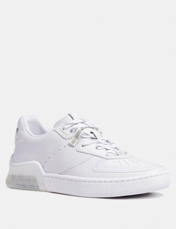 Coach Citysole Court Sneaker White
