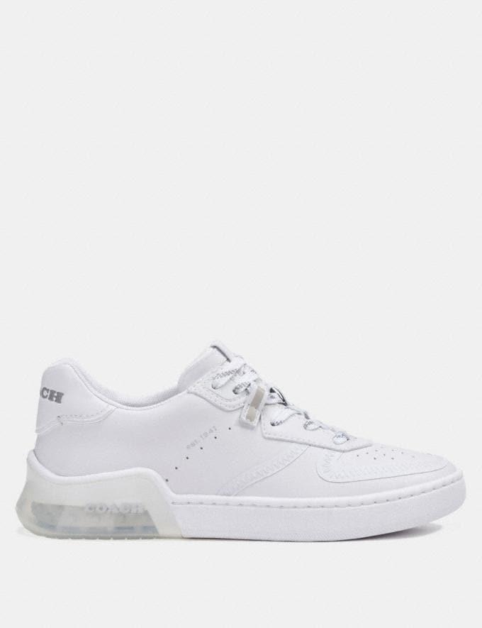 Coach Citysole Court Sneaker White DEFAULT_CATEGORY Alternate View 1