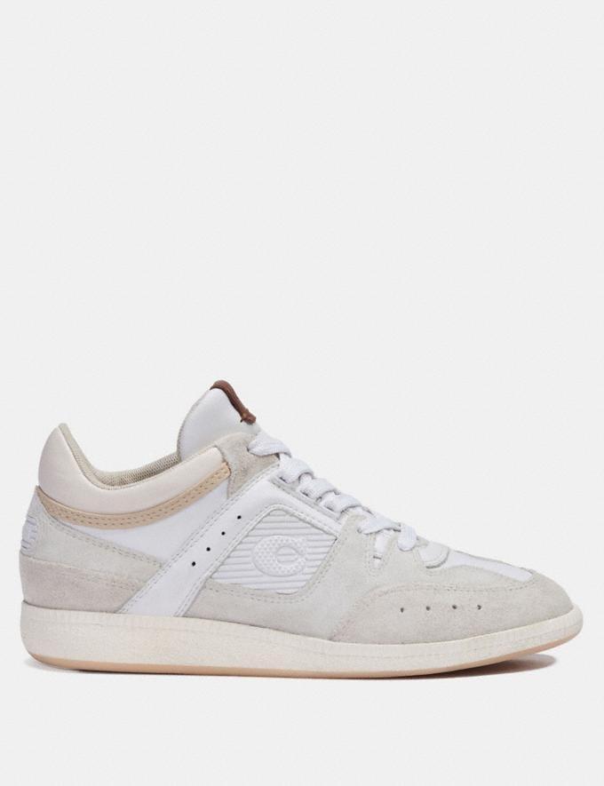 Coach Citysole Mid Top Sneaker Optic White  Alternate View 1