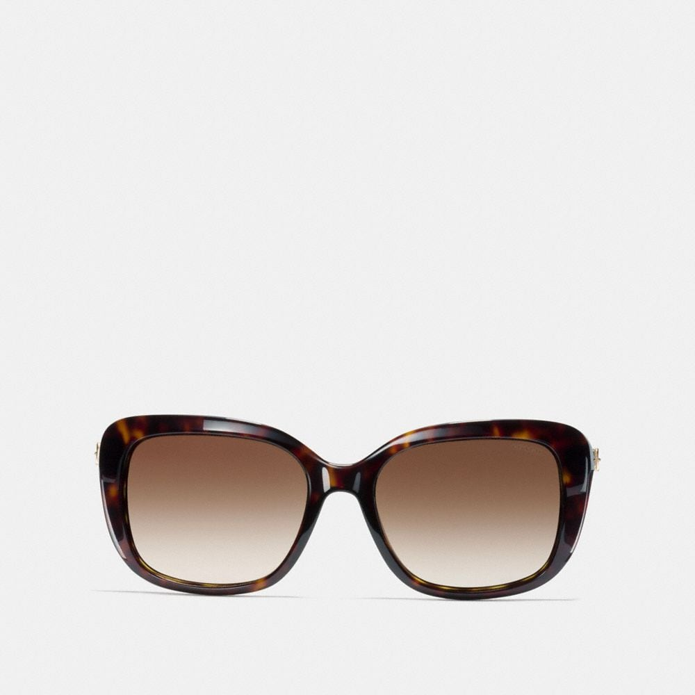 Coach Buckle Square Sunglasses Alternate View 1