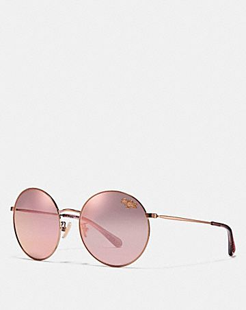 830dd47c9c THIN METAL ROUND SUNGLASSES ...