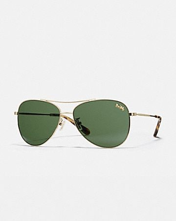 bb435397997 THIN METAL PILOT SUNGLASSES ...
