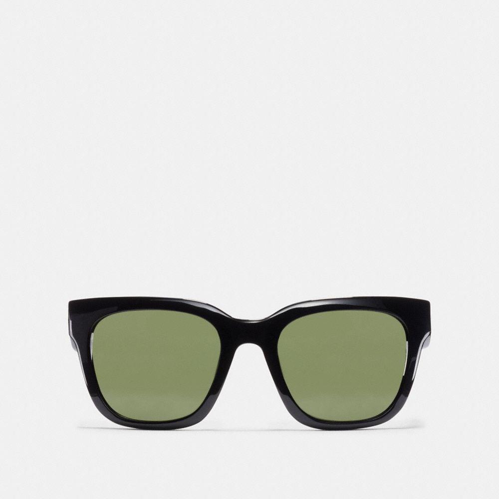 Coach Coach Square Sunglasses Alternate View 1