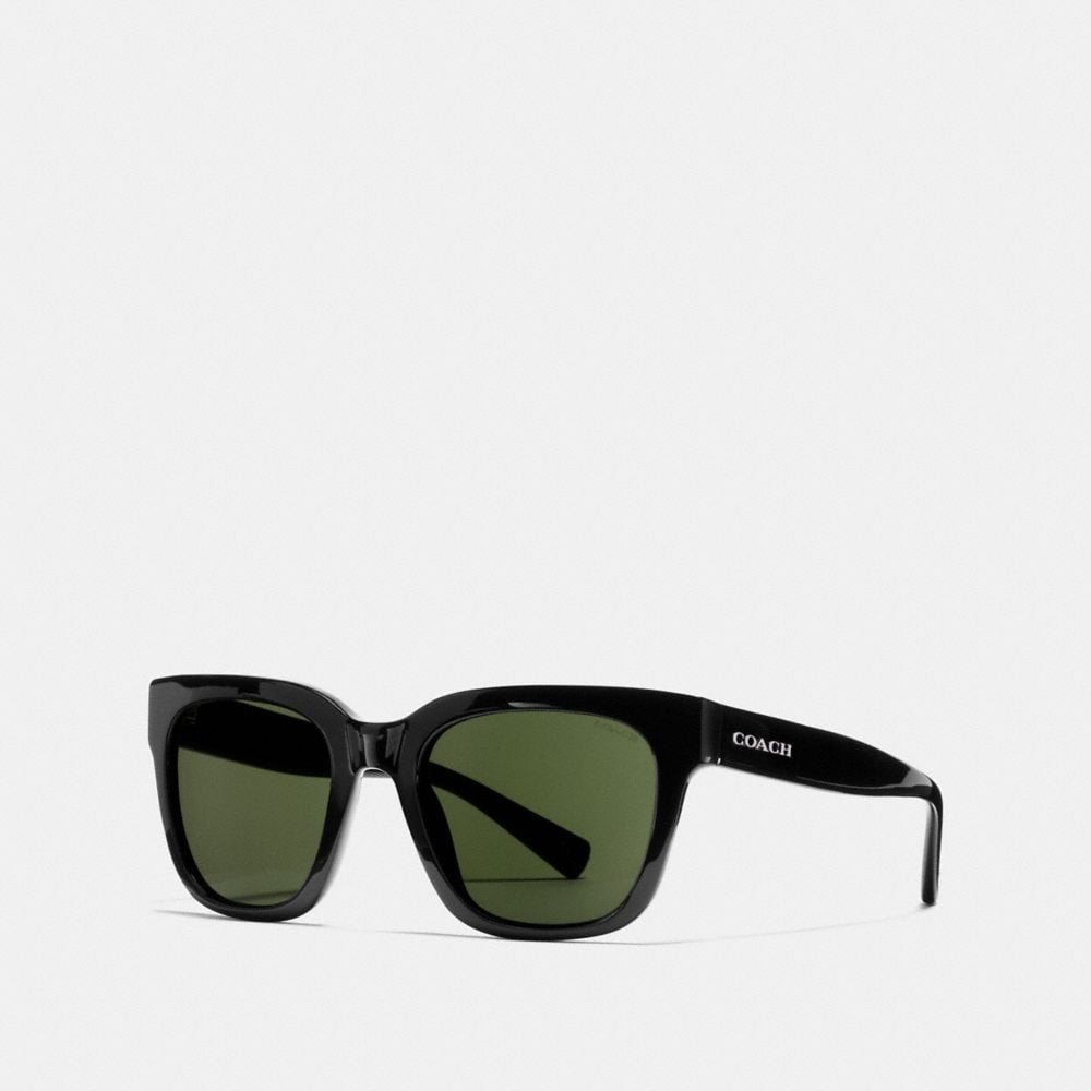 COACH SQUARE SUNGLASSES