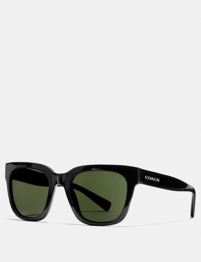 Coach Coach Square Sunglasses Black