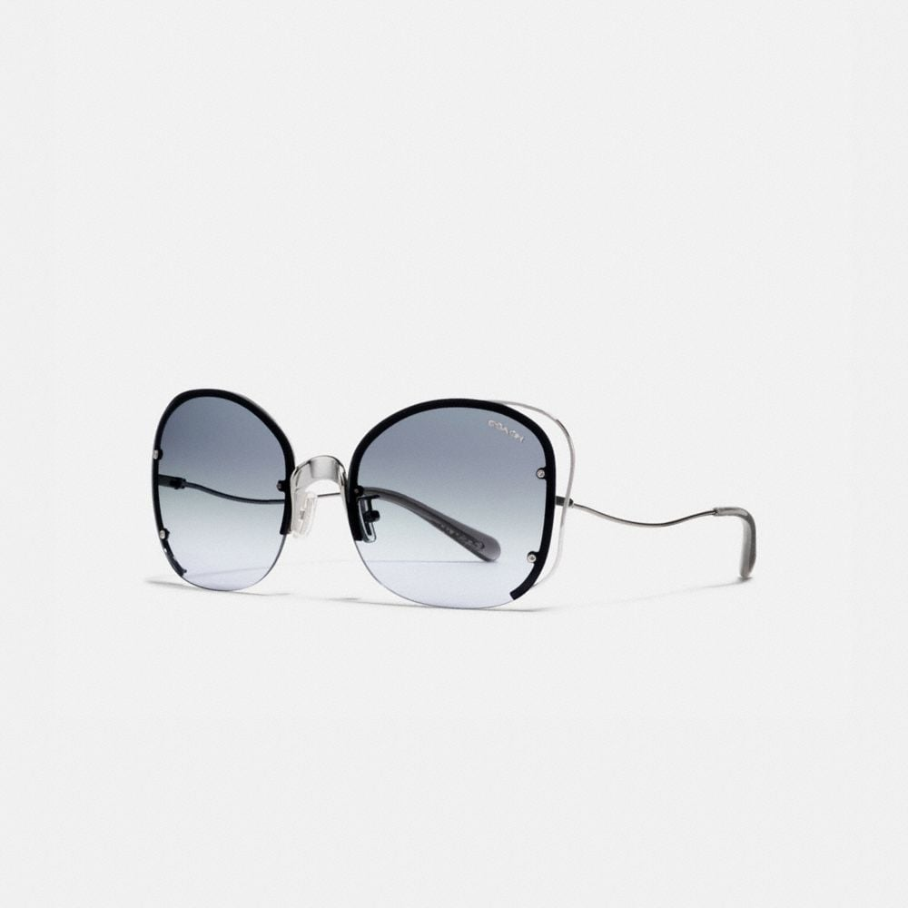 Coach Open Wire Sunglasses