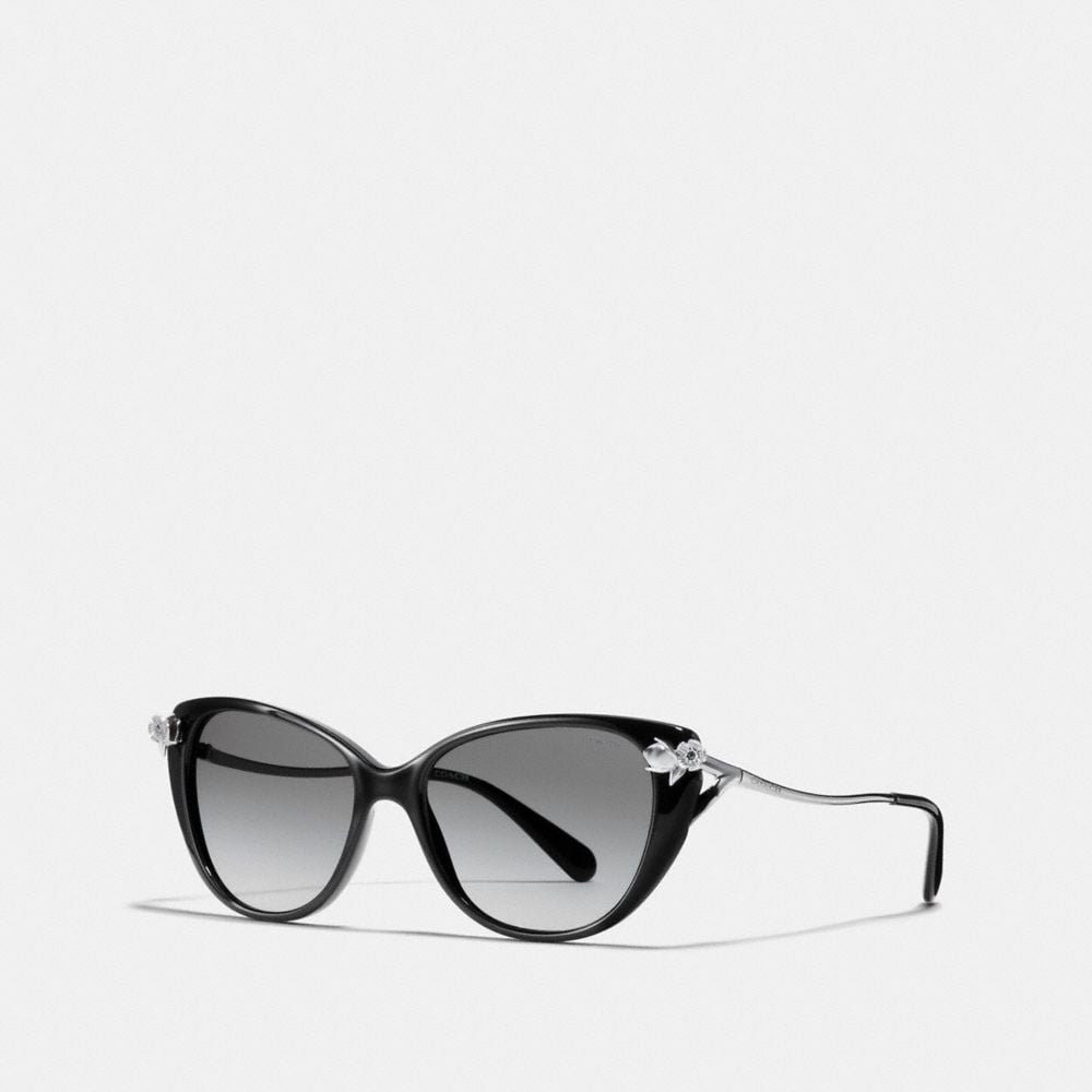 COACH TEA ROSE SUNGLASSES - WOMEN'S