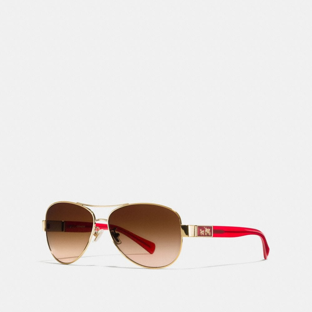 Coach Christina Sunglasses