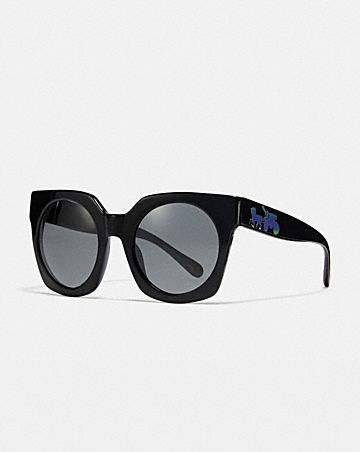 fc36313cb7 HORSE AND CARRIAGE HOLOGRAM SUNGLASSES ...