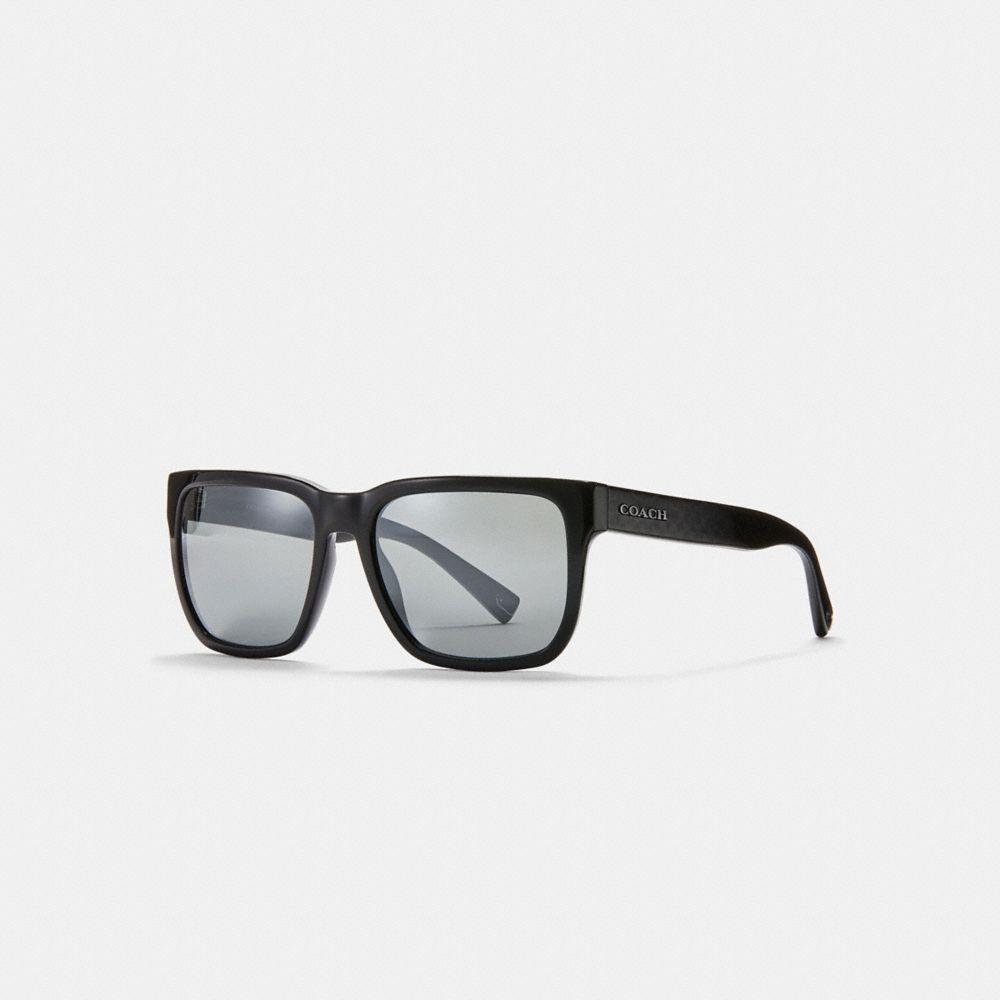 Coach Ian Signature Square Sunglasses Alternate View 2