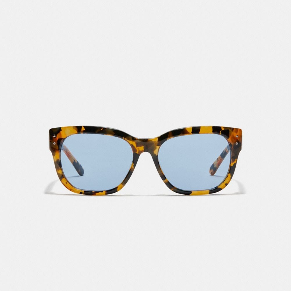 Coach Eli Rexy Square Sunglasses Alternate View 2