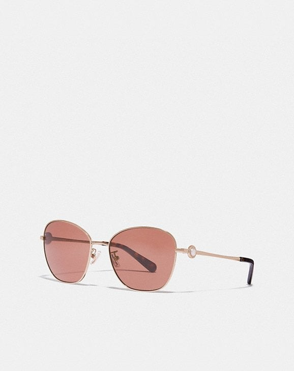 Coach GIA BUTTERFLY SUNGLASSES