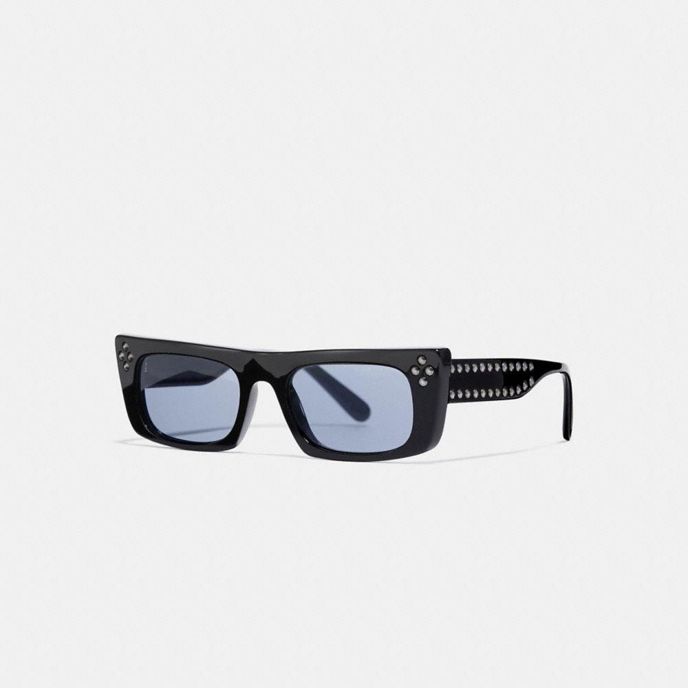 Coach Studded Frame Glasses