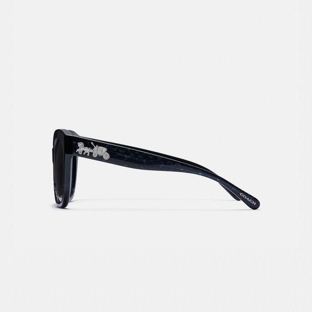 Coach Signature Square Sunglasses Alternate View 3