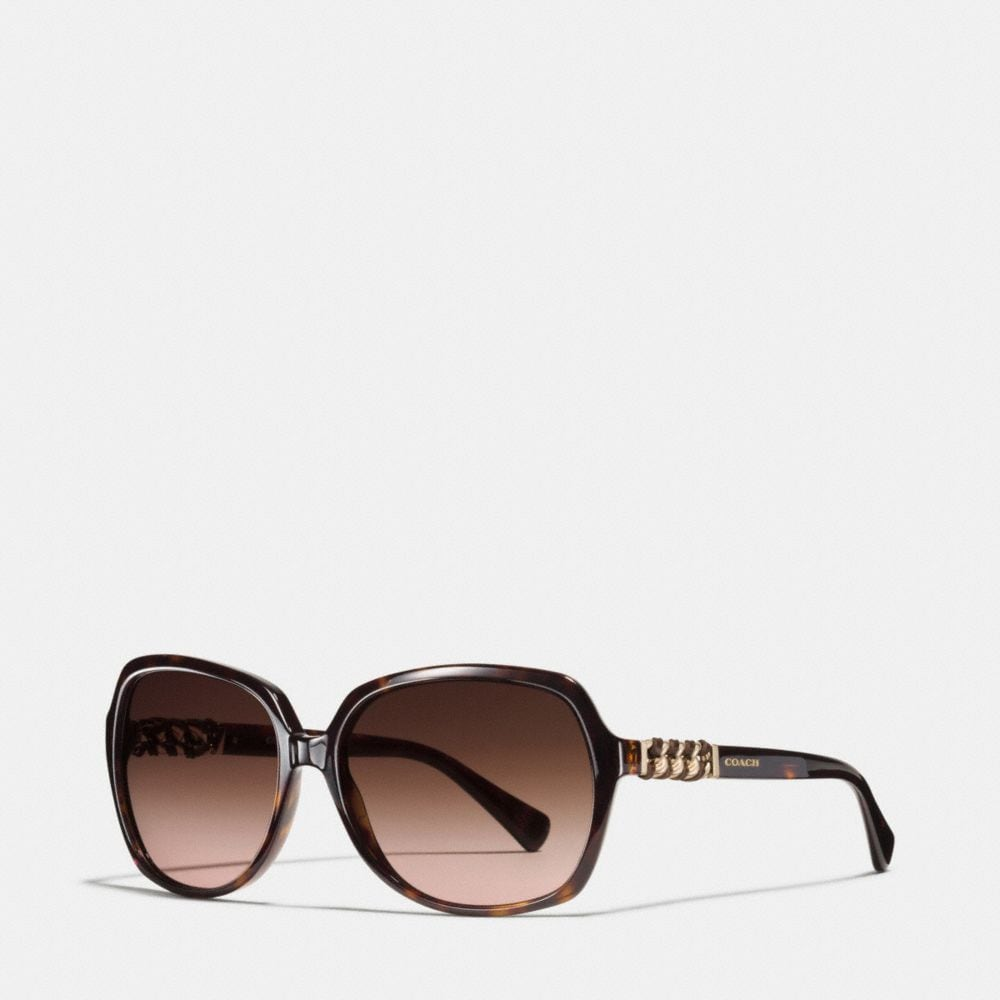 WHIPLASH SQUARE SUNGLASSES