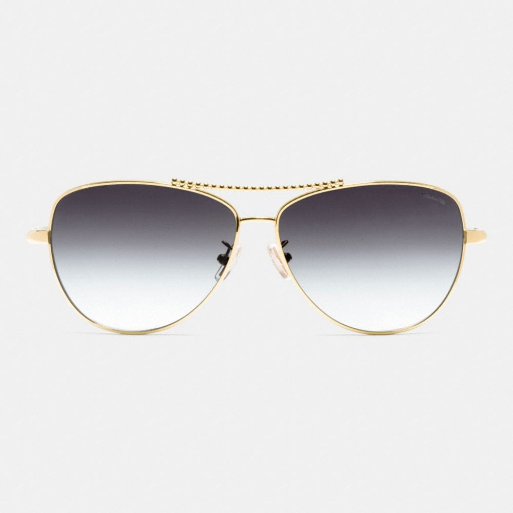 Beadchain Pilot Sunglasses - Alternate View L1