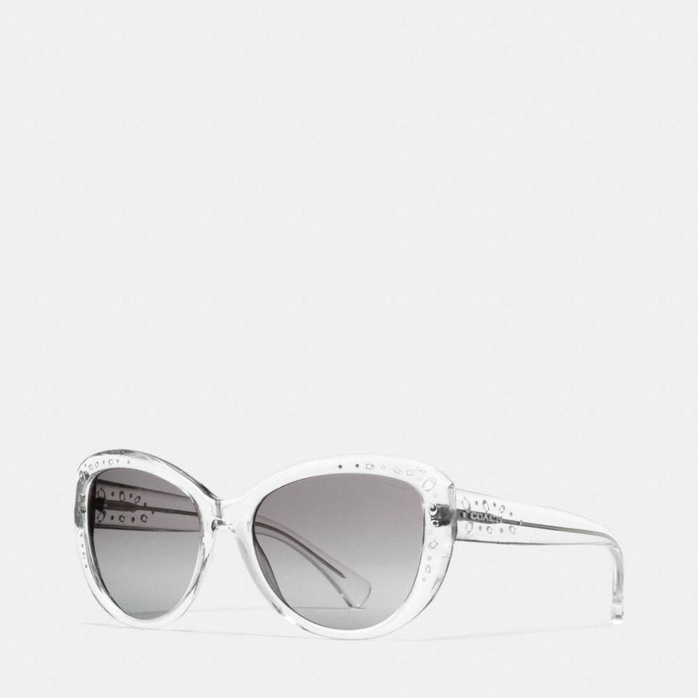 Signature Spray Cat Eye Sunglasses