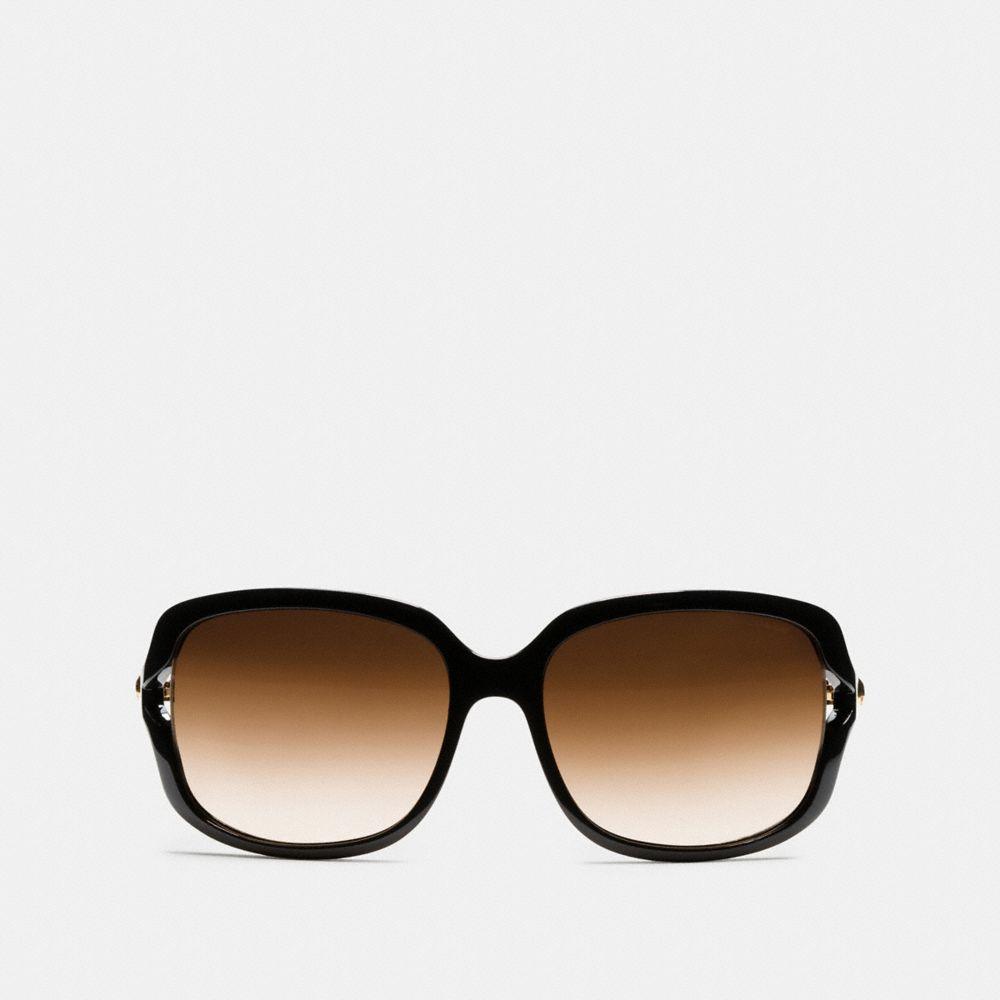 Coach Rivet Square Sunglasses Alternate View 1