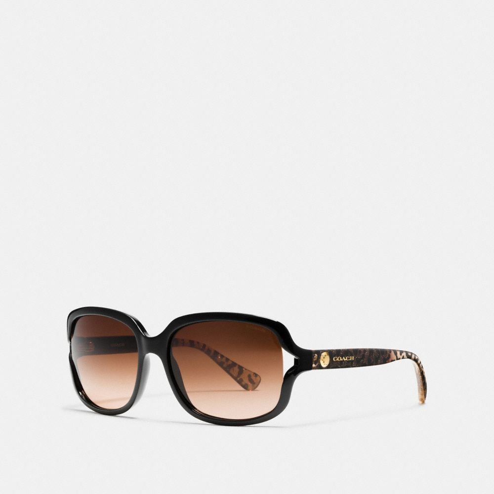 Coach Rivet Square Sunglasses