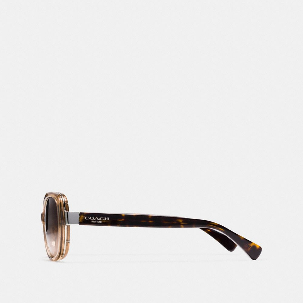 Coach Signature Butterfly Sunglasses Alternate View 2