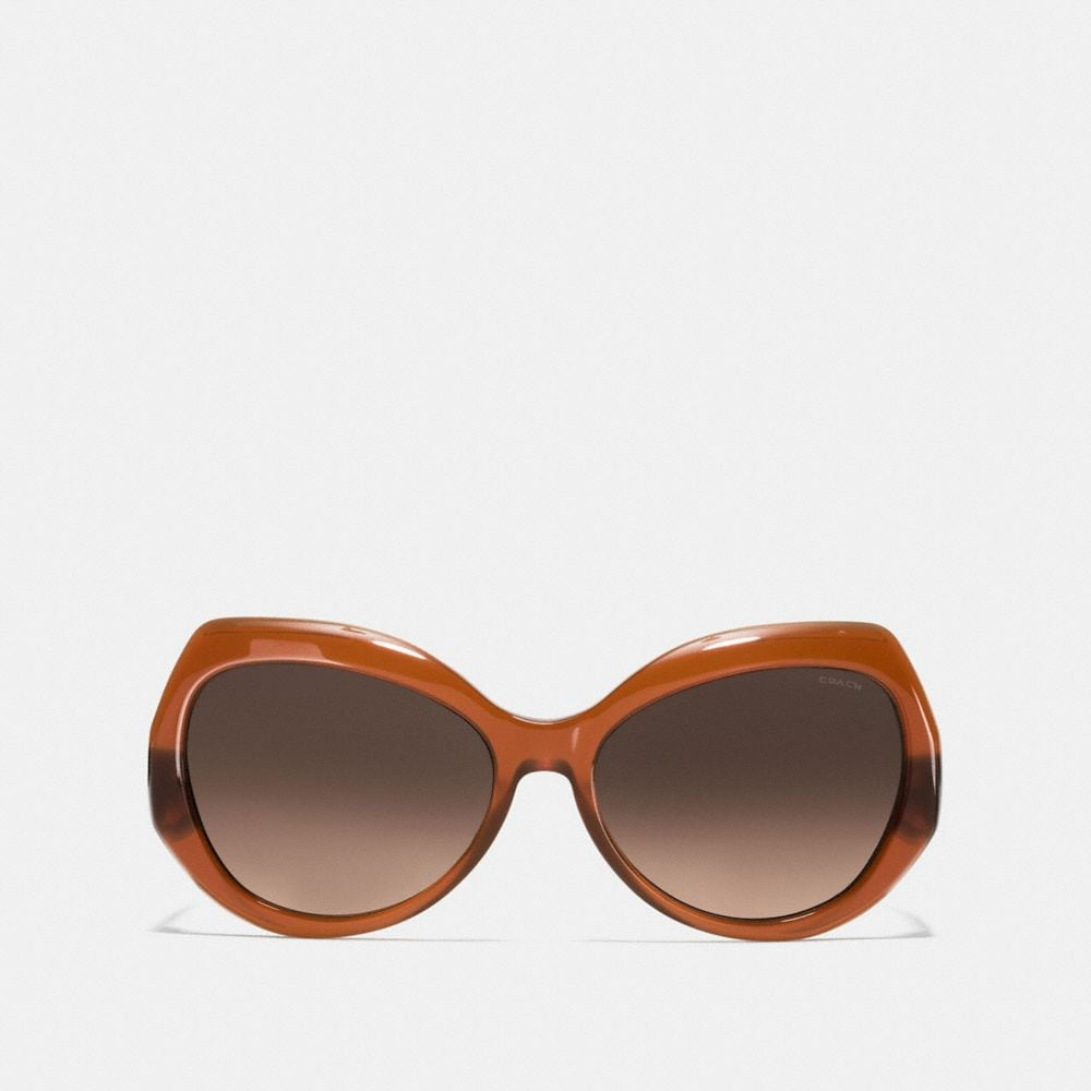 Coach Idol Hexagon Sunglasses Alternate View 1