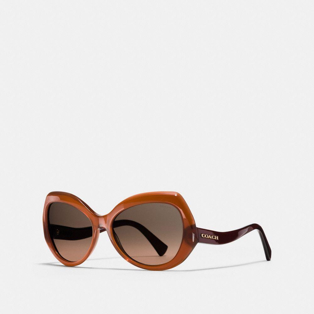 amber/dark brown