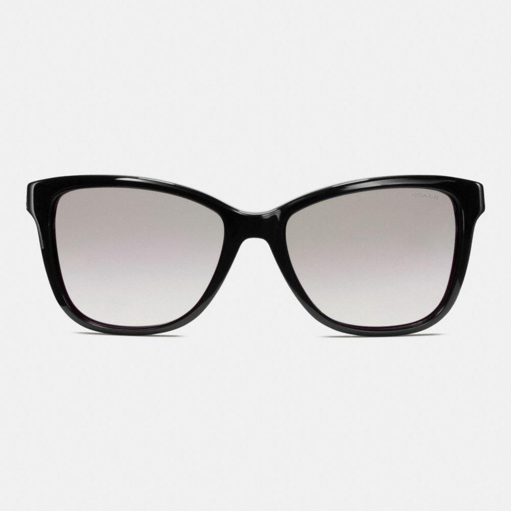 Daisy Rivet Rectangle Sunglasses - Alternate View L1