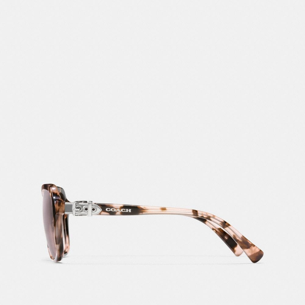 Coach Buckle Square Sunglasses Alternate View 2