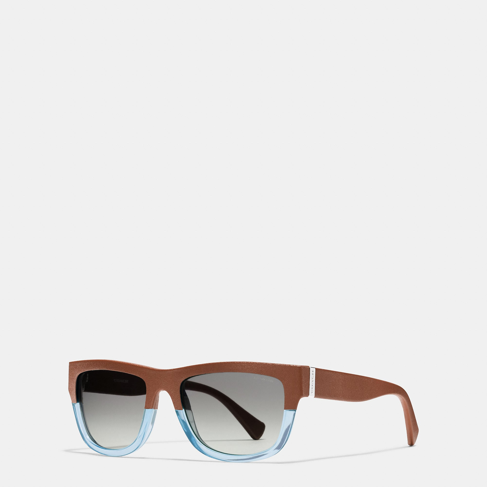 Coach 75th Anniversary Rectangle Sunglasses