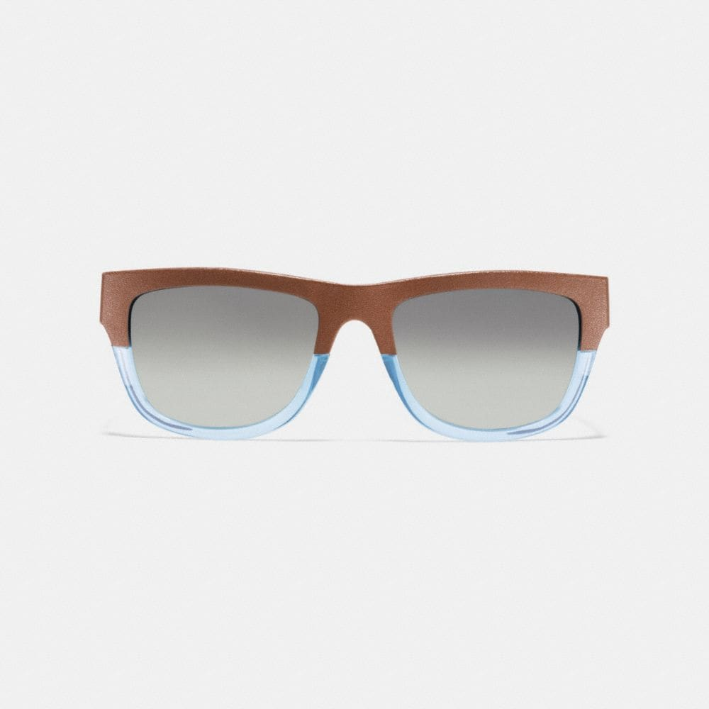 75th Anniversary Rectangle Sunglasses - Alternate View L1