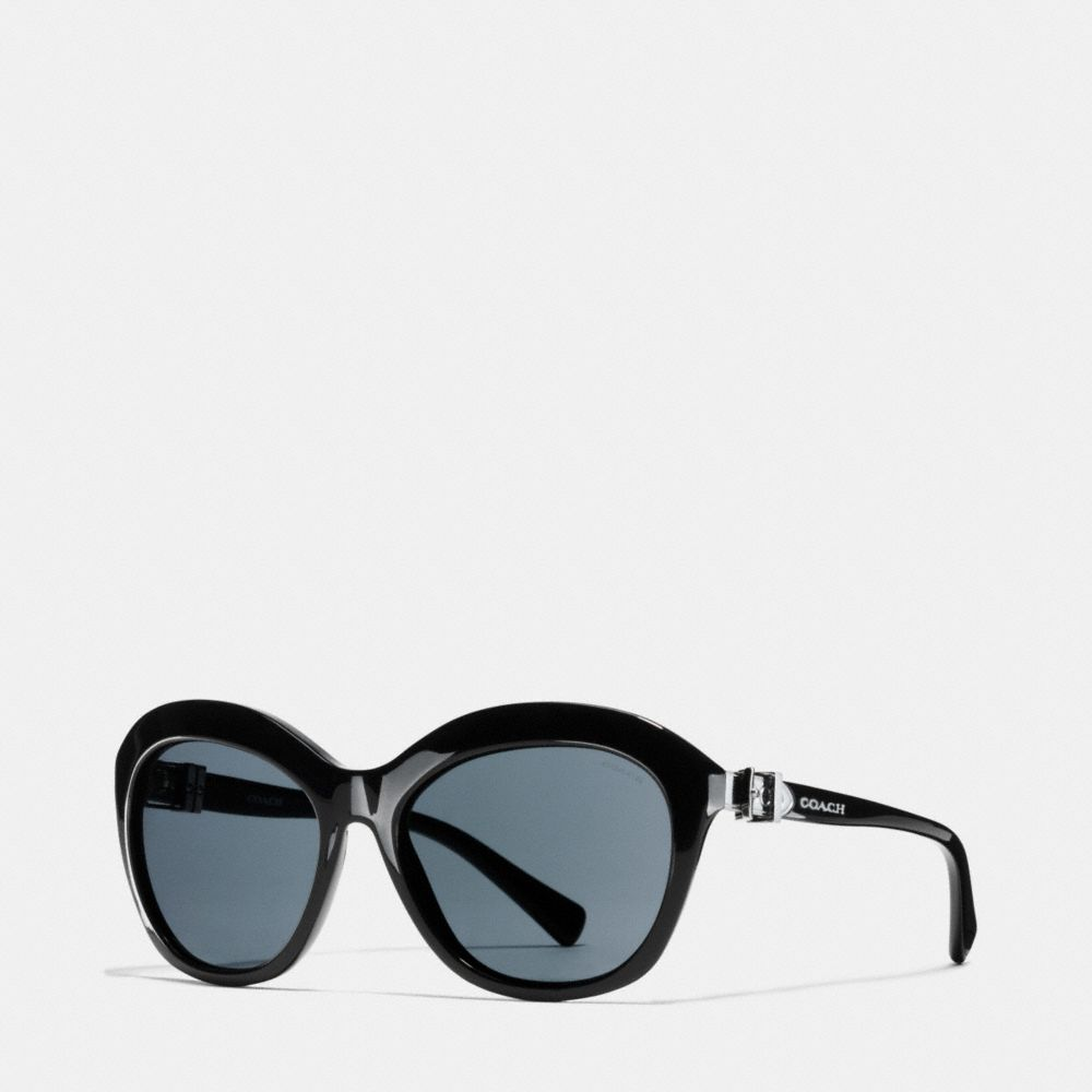 BUCKLE CAT EYE SUNGLASSES