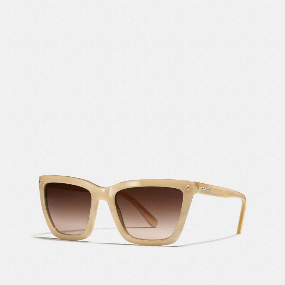Coach New York Square Sunglasses