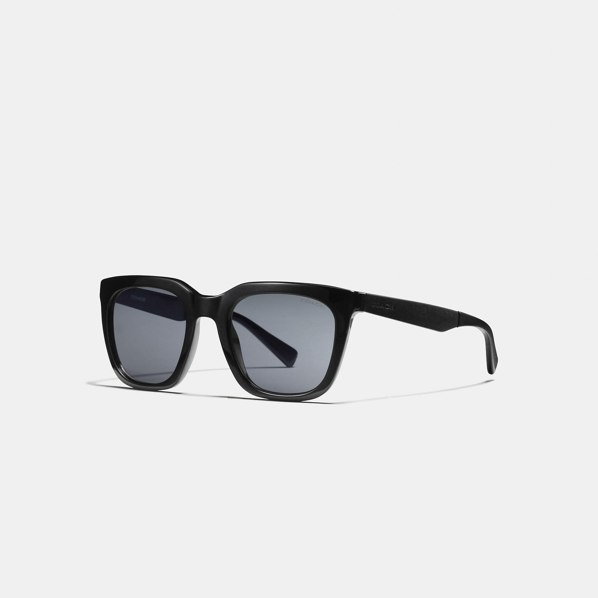 Coach Clint Square Sunglasses