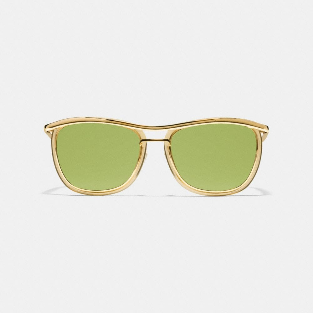 Coach Mariner Sunglasses Alternate View 1