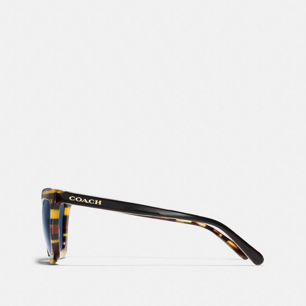 Coach Varsity Rectangle Sunglasses Alternate View 2
