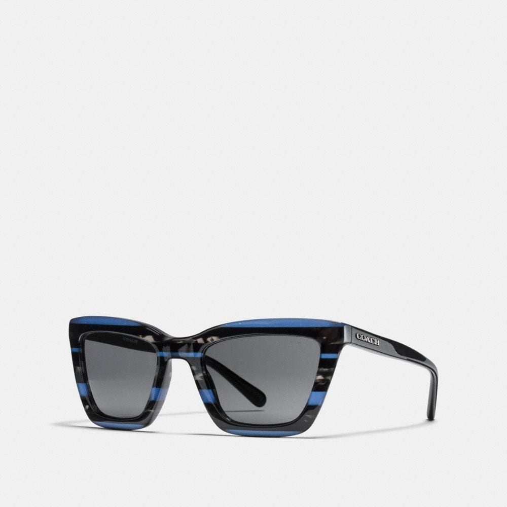 Coach Varsity Rectangle Sunglasses