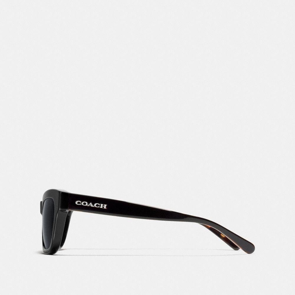 Coach Badlands Cat Eye Sunglasses Alternate View 2
