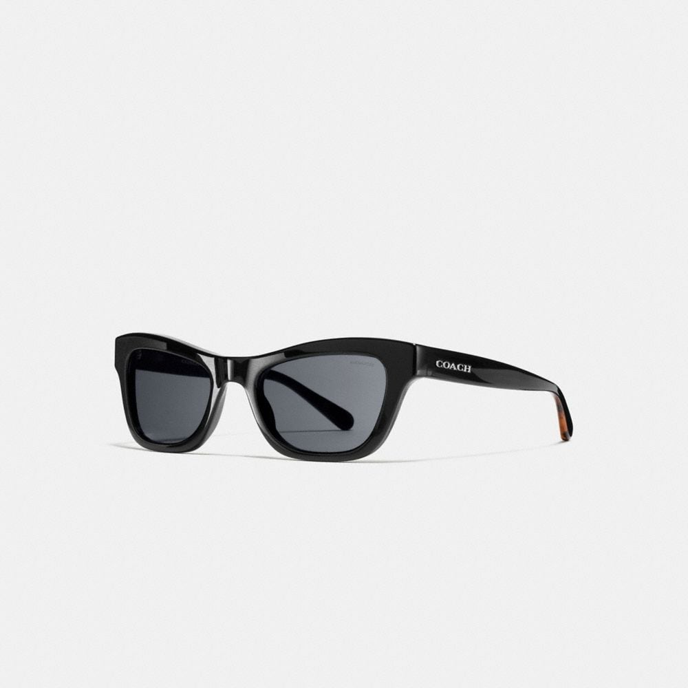 Coach Badlands Cat Eye Sunglasses