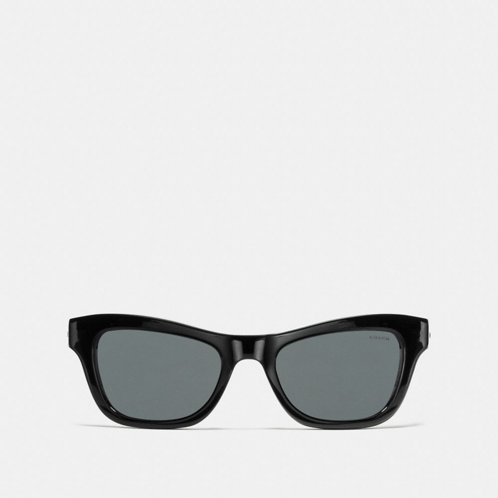 Coach Badlands Cat Eye Sunglasses Alternate View 2