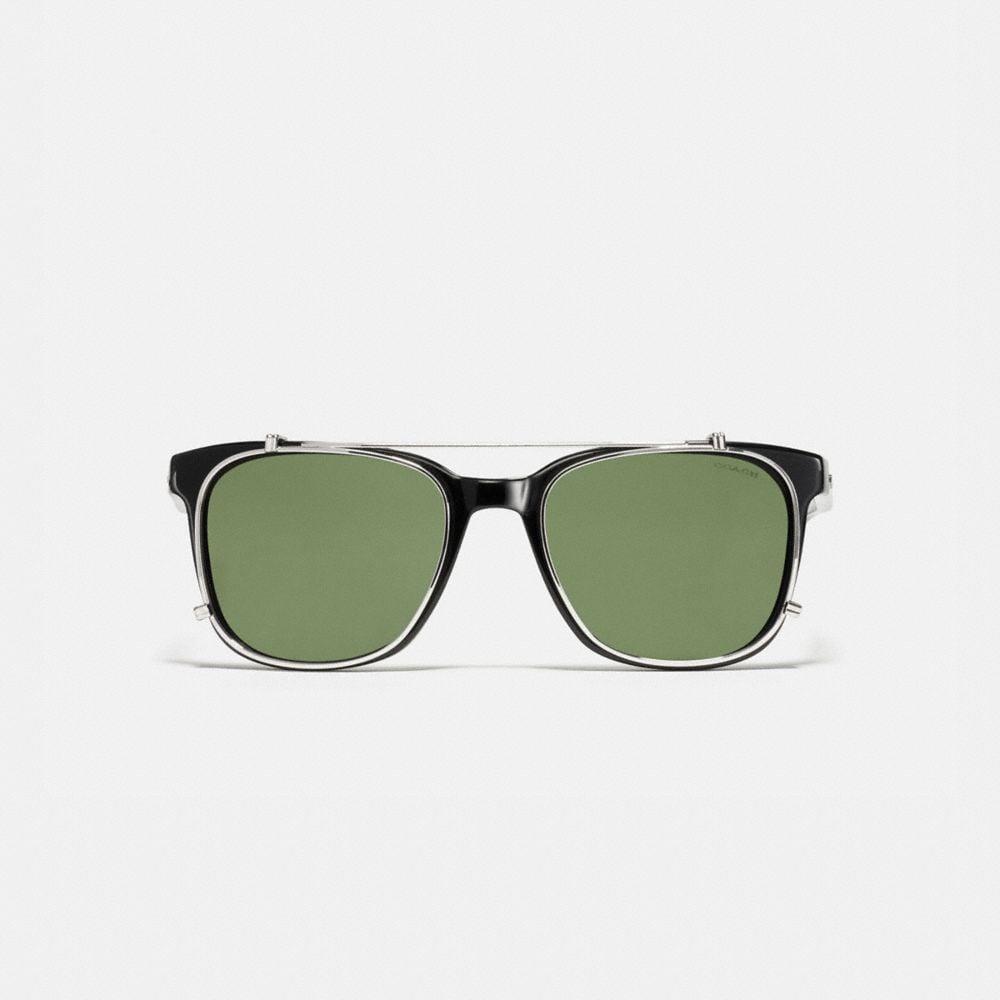 Coach Phantos Square Sunglasses Alternate View 1